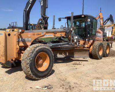 2012 Case 865B Motor Grader