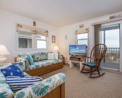 Cozy 3 bedroom, 1.5 bathroom condo located on on 122nd Street and oceanfront - North Ocean City