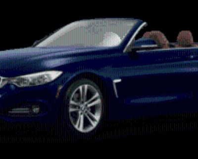 2016 BMW 4 Series 428i Convertible RWD (SULEV)