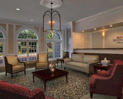 Marriott's Manor Club Sequel 1BD Villa sleeps 4 - Berkeley