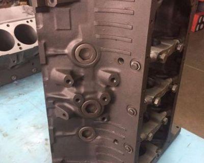 Ford Fe 427 Sohc Side Oiler Cammer Galaxie Fairlane Cobra Engine Block