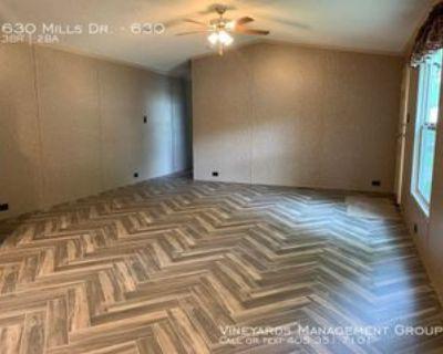630 Mills Dr #630, Towanda, KS 67144 3 Bedroom Apartment
