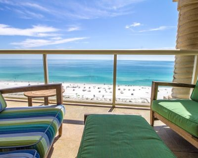 Open May 28-June 1! * Exceptionally Clean and gorgeous view! - Pensacola Beach