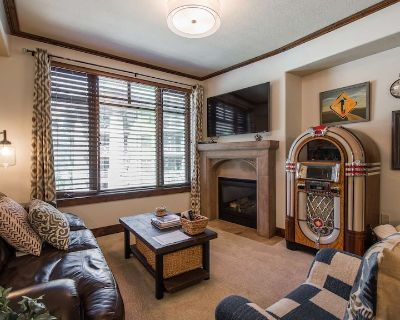 Exquisite Ski Resort Views in this Luxurious Slopeside 1 Bedroom Condo-Click to save up to 25% off - Park City