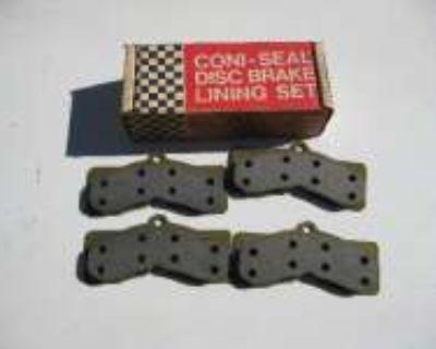 1965-70 CAMARO -CORVETTE OEM DISC PADS For Sale