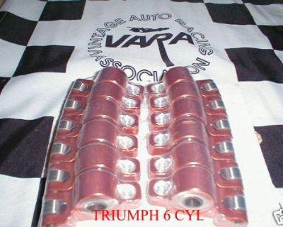 Triumph Gt6 Tr6 Harland Sharp Roller Rocker Set