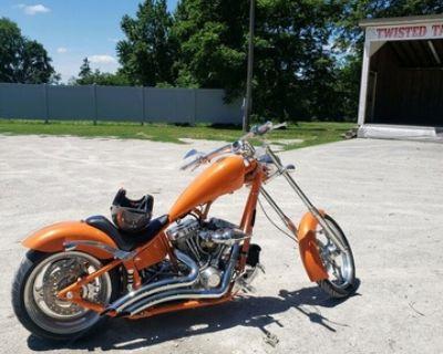 2003 Big Dog Chopper Base