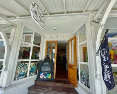 Haitian Art Show at Key West Collective Gallery