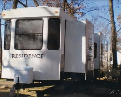 2012 Keystone Residence 406FB Travel Trailer