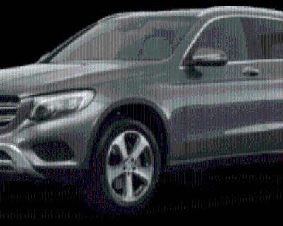 2018 Mercedes-Benz GLC GLC 300 SUV RWD