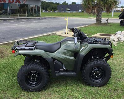 2021 Honda FourTrax Rancher 4x4 ES ATV Utility Sumter, SC