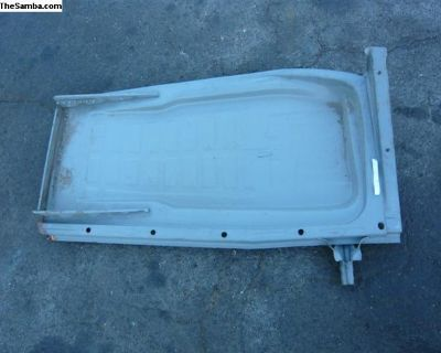 Left side bug pan (OS)
