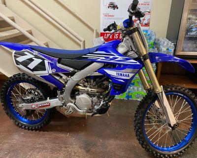 2019 Yamaha YZ250F Motocross Off Road Statesville, NC