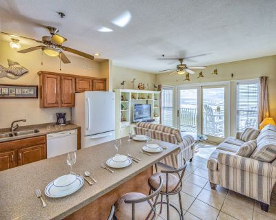 Sandalwood Sunrise - Upgraded 2 Bedroom Durant Station Condo Home in Hatteras - Hatteras