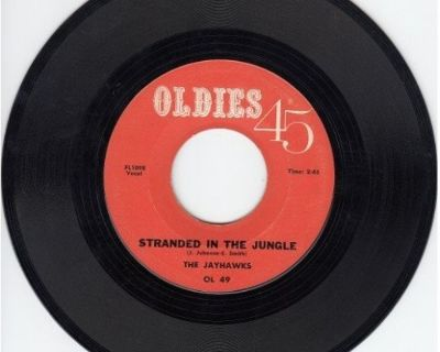 JAYHAWKS ~ Stranded in the Jungle*M-45 !