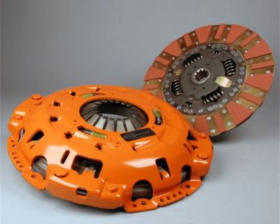 Centerforce Df219188 Dual Friction Clutch Pressure Plate And Disc Set
