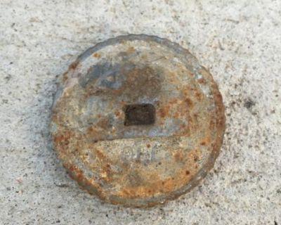 Oil cap, original VW