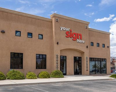 Big-I Industrial Warehouse with Great Access to I-25 & I-40