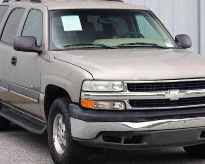 2003 Chevrolet Tahoe Commercial