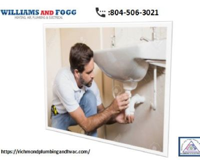 Contact HVAC Richmond VA for Quality plumbing services