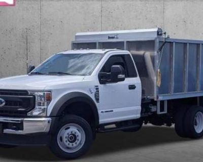 2020 Ford Super Duty F-450 Chassis Cab XL
