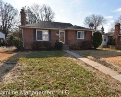2420 Darrow St, Silver Spring, MD 20902 3 Bedroom House