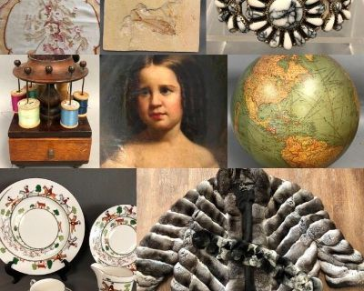 Curated Collector series #15/last of Mathews online auction by BECK ESTATES