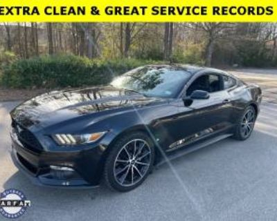 2016 Ford Mustang EcoBoost Premium Fastback