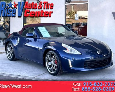 Used 2014 Nissan Z 370Z Roadster Touring 7AT