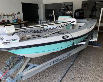 2018 Action Craft 1720 Fly Fisher