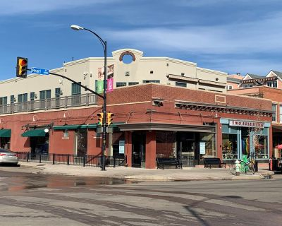 Retail / Restaurant Space Available on Downtown Boulder s Iconic Pearl Street