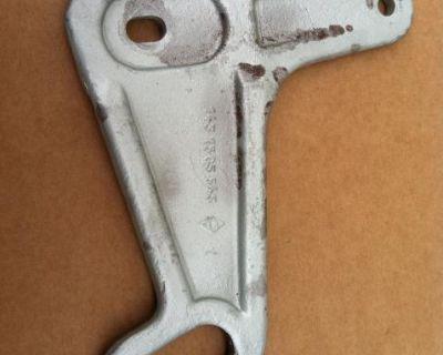 Ghia Rear Bumper Tow Hook Bumper Attachment