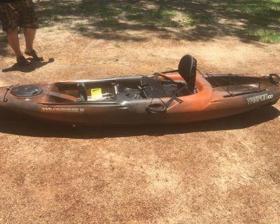 Tarpon 100 Sit on top Fishing Kayak