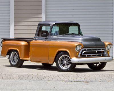 1957 Chevrolet 3100 Pickup Small Block V8 Truck Tri-Five