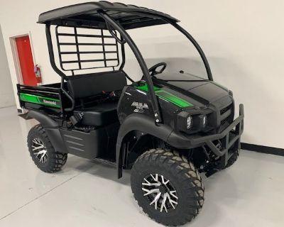 2021 Kawasaki Mule SX 4x4 XC LE FI Utility SxS Brilliant, OH