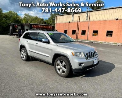 Used 2012 Jeep Grand Cherokee Limited 4WD
