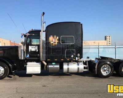 2014 Peterbilt 389 Sleeper Cab Semi Truck 475hp Cummins ISX