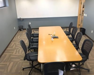 Private Meeting Room for 6 at The LIFT Office