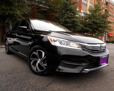2017 Honda Accord Sedan LX CVT