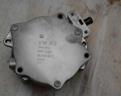 09-13 Audi A4 A5 A6 Q5 Tt Allroad 06j145100g Vacuum Fuel Pump 2.0l Oem