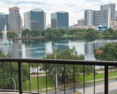 401 E Robinson St #601, Orlando, FL 32801 2 Bedroom Condo