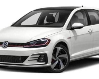 2021 Volkswagen Golf GTI SE