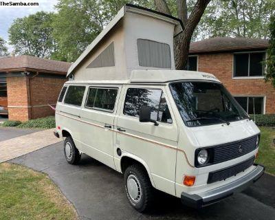 1985 VW Vanagon Westfalia Westy