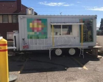 Ready to Go Used Food Concession Trailer / Mobile Kitchen in Great Shape