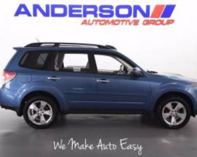 2009 Subaru Forester 2.5XT Limited Auto