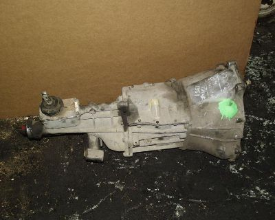 Ford Mustang 1989 T-5 Five Speed Good Used Transmission For 2.3 Four Cyl Engine