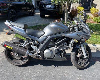 2006 Suzuki SV1000