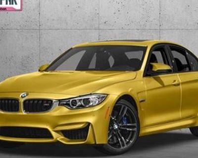 2017 BMW M3 Standard