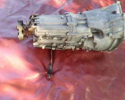 Bmw E46 Zhp 6 Speed Manual Transmission 330i