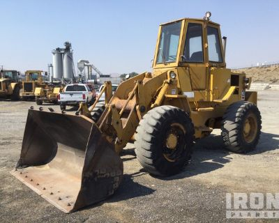 Cat 930 Wheel Loader